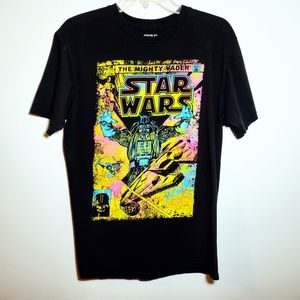 Star Wars The Mighty Vader Grapic Tee